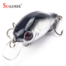 VIB Wobbler Floating Fishing Lure Sea Lurer Hooks Lifelike Fish Tackle Hard Bait - Refresh The Camping Spirit
