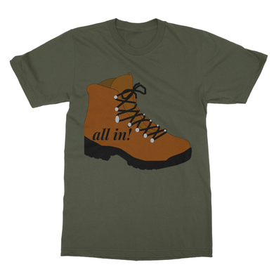 Hiking T-Shirt with