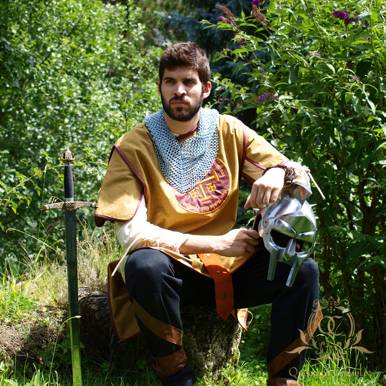 authentic medieval costume