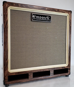 1x15XL Bass Cabinet - Emperor Cabinets