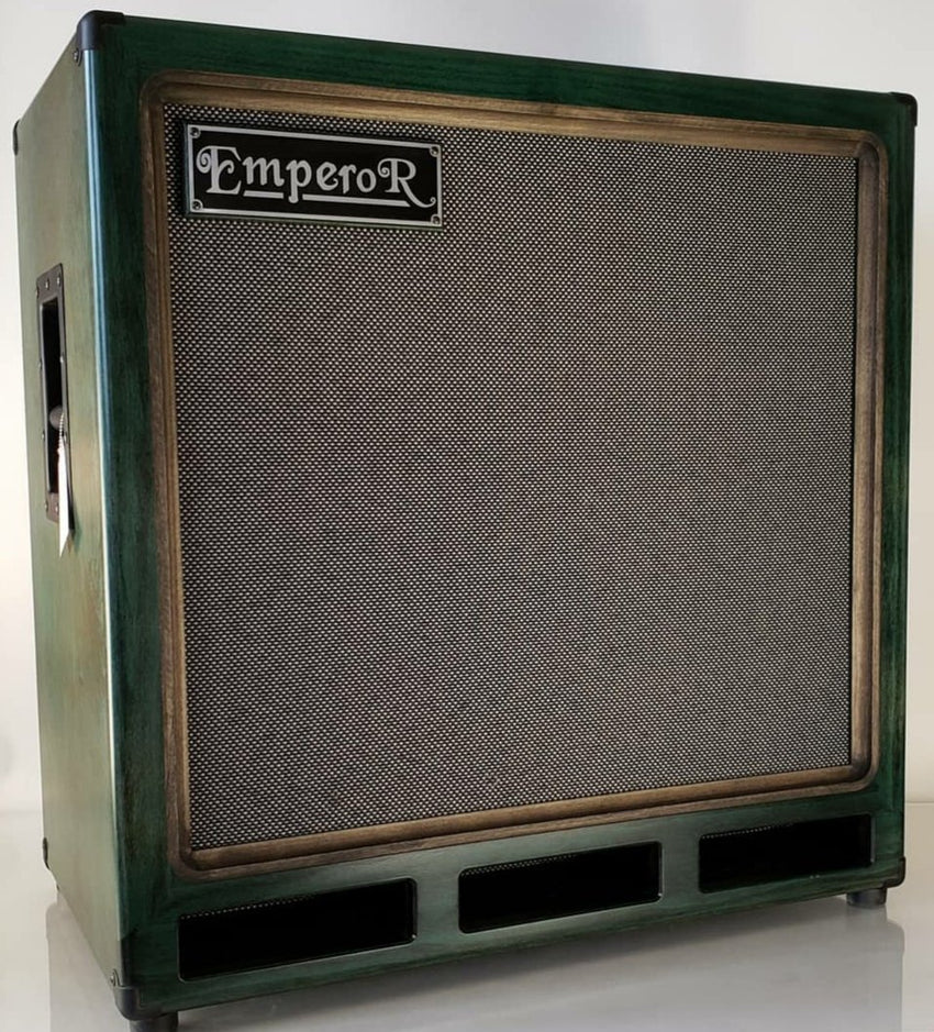 Unloaded Bass Cabinets - Emperor Cabinets
