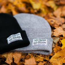 So Fresh (grey beanie)