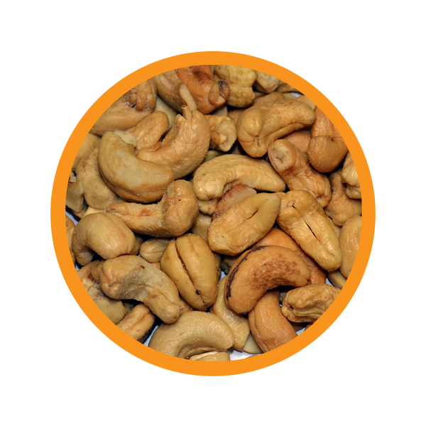 Cashews -Roasted and Unsalted
