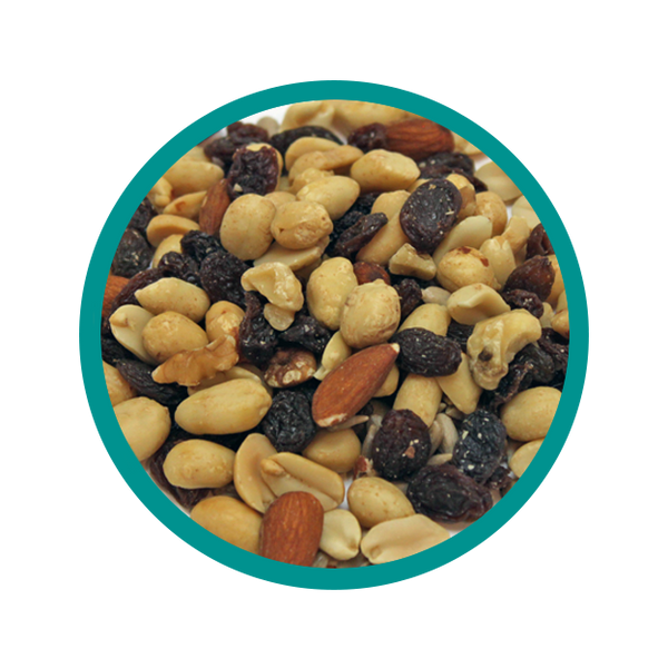 Trail Mix Unsalted