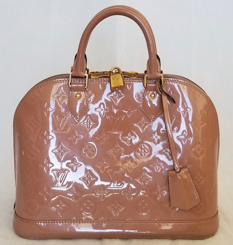2794661aba45 Sold Out Alma Vernis Pm Dusty Rose Bag