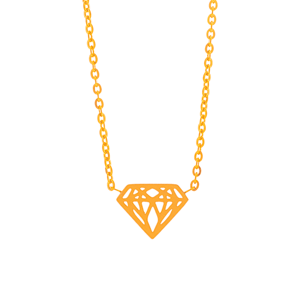Little Diamond Necklace - Brother & Sisters