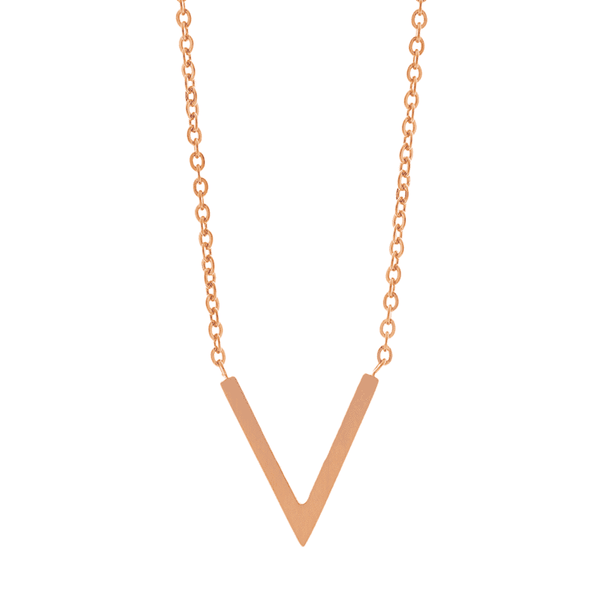 Little V Necklace