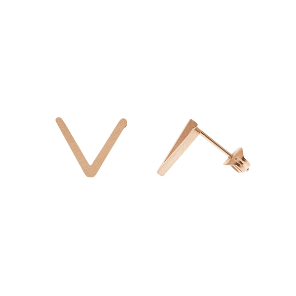 Little V Earrings