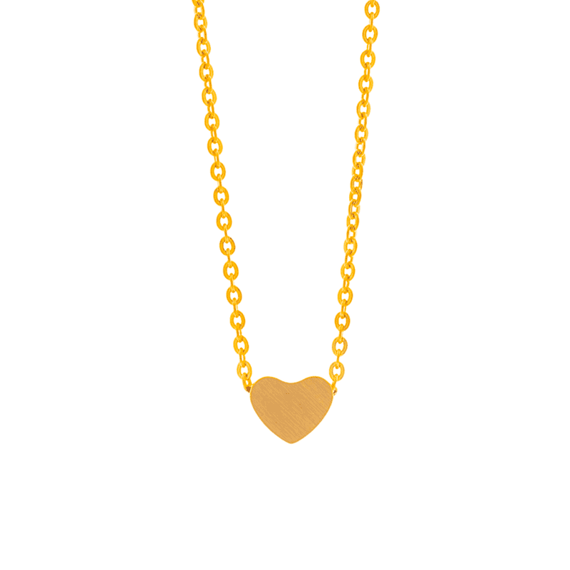 Little Heart Necklace - Brother & Sisters