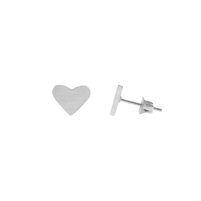 Little Heart Earrings - Brother & Sisters