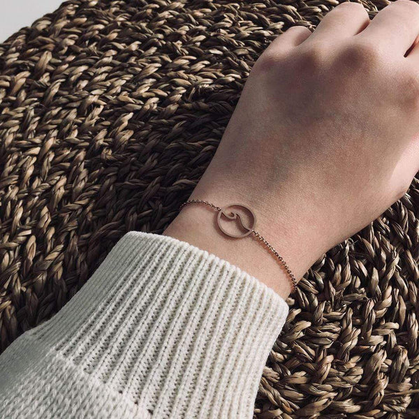 Little Wave Bracelet