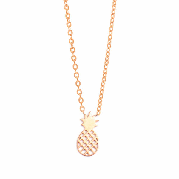 Little Pineapple Necklace