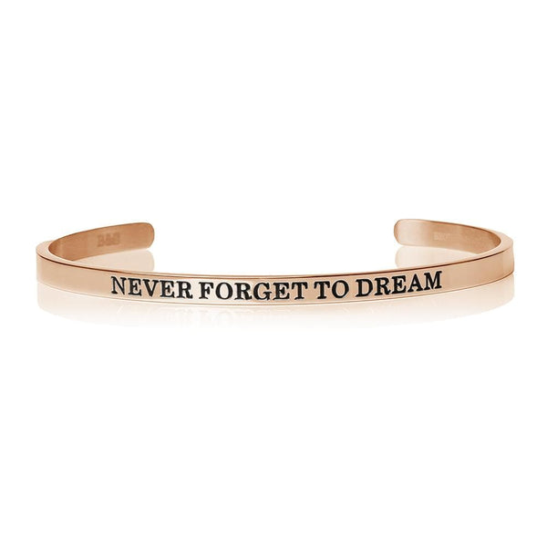 Never Forget To Dream