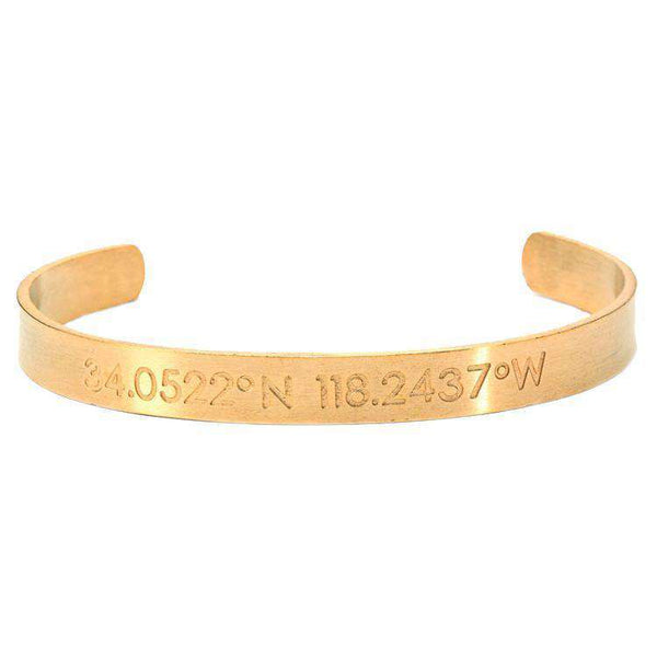 Coordinates Cuff - Brother & Sisters