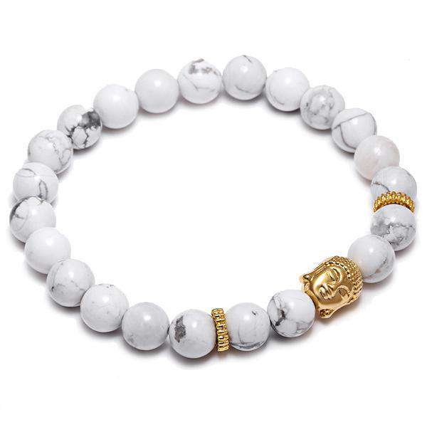Brother & Sisters bracelet Buddha & Natural Stones