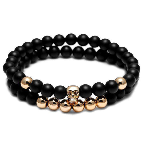 Brother & Sisters bracelet The Skull