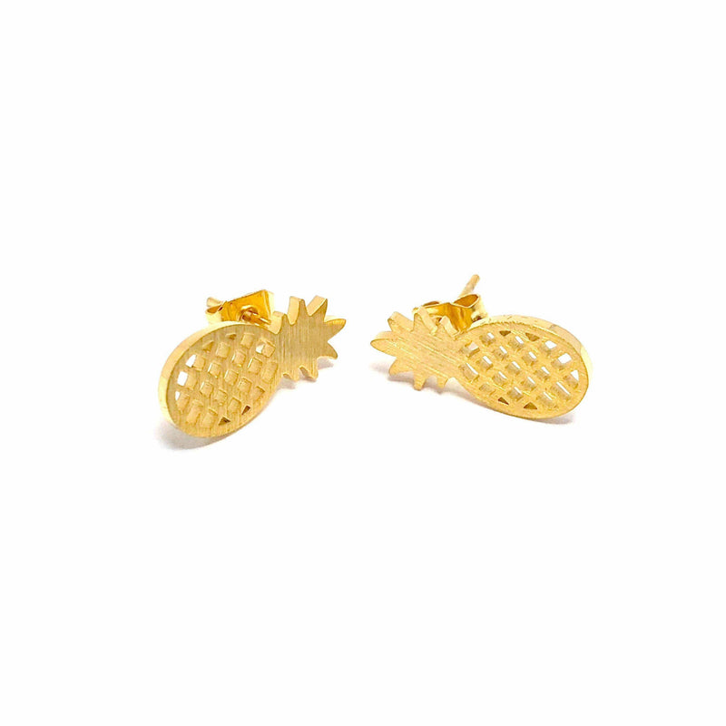Little Pineapple Earrings - Brother & Sisters
