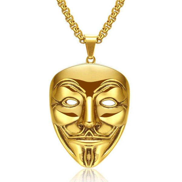 Brother & Sisters necklaces 18k Gold Vendetta Necklace