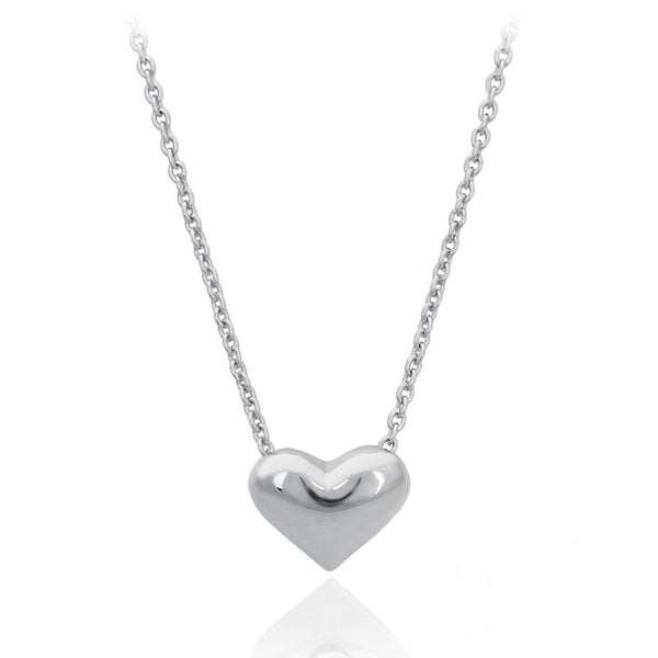 Heart Necklace - Brother & Sisters