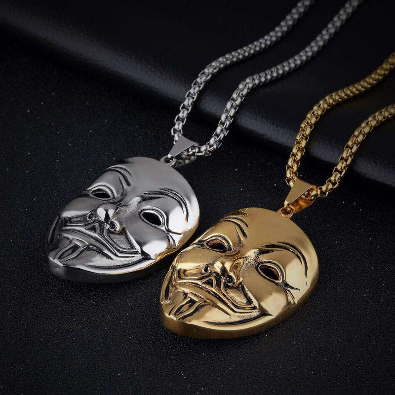 Brother & Sisters necklaces Vendetta Necklace