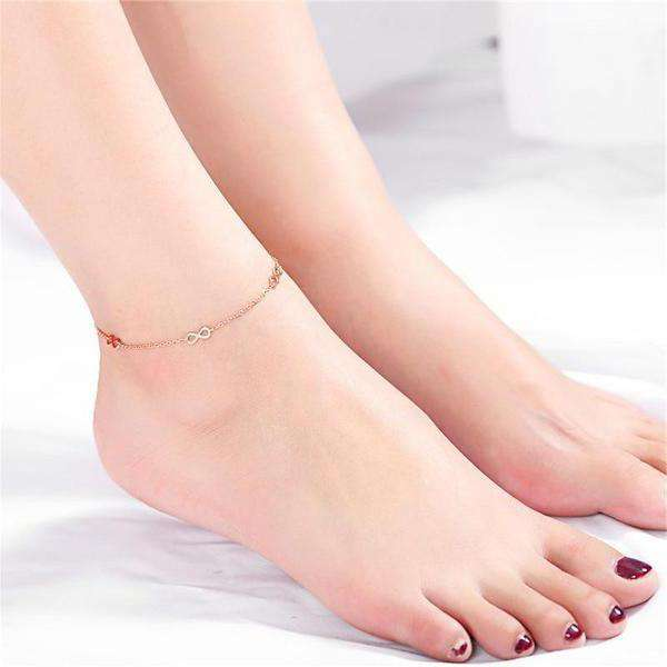 Infinity Anklet - Brother & Sisters