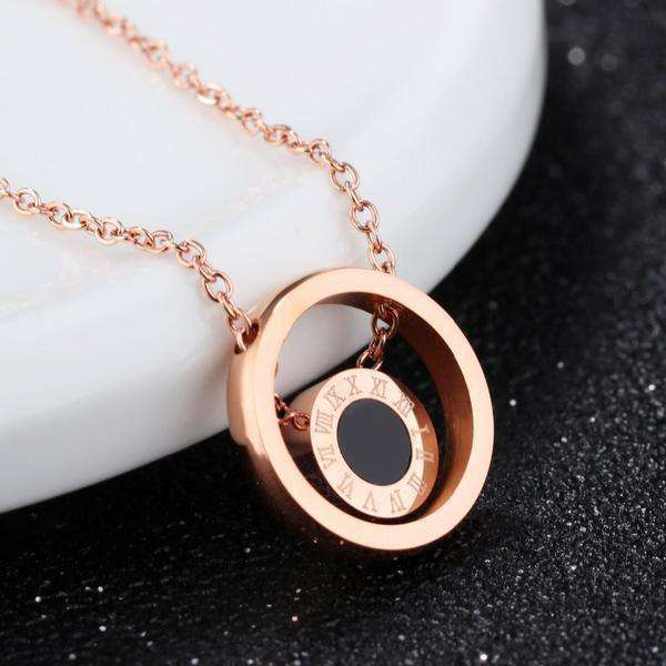 Necklace with Rings - Brother & Sisters