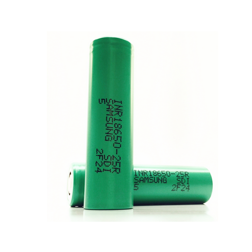 Samsung - 25R - 18650 Battery.