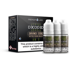 Decoded - DA VINCI CODE - 3x10ml