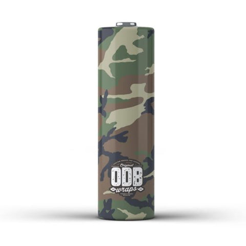 ODB Wrap - Camo DB (Pack of 4)