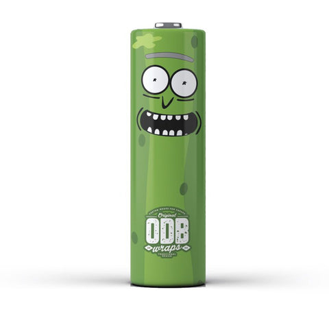 ODB Wrap - Pickle/Gherkin Limited Edition (Pack of 4)