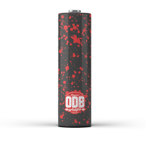 ODB Wrap - Splatter DB (Pack of 4)