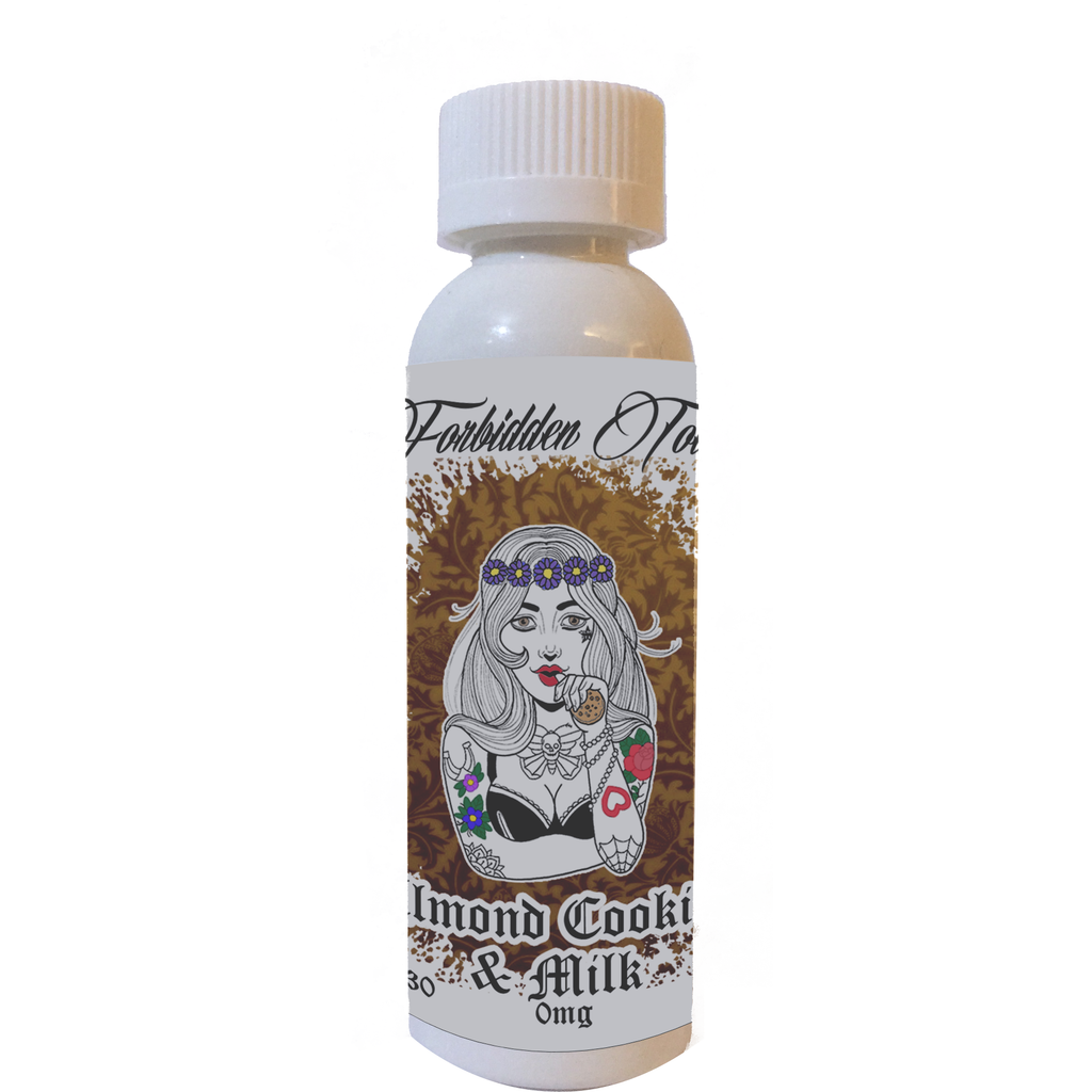 Forbidden - Touch - Almond Cookies & Milk - 50ml