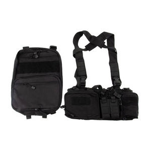 HCR Heavy Chest Rig (For AR-10 Mags) w/ Assault Flatpack