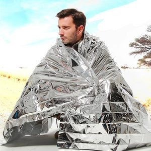 FREE Emergency Thermal Blanket