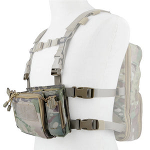 MCR Micro Chest Rig (For AR-15 Mags)