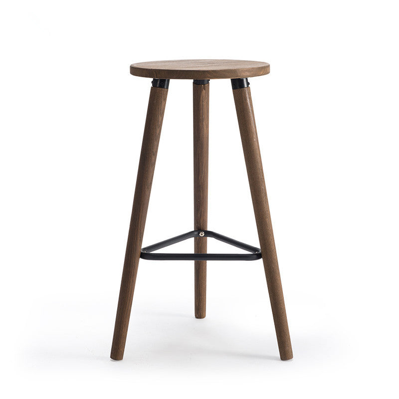 Industrial Modern Mid Century Counter Stool