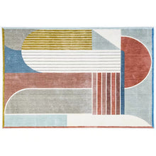 Post Modern Nordic Geometric Area Rug