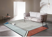 Post Modern Geo Sharpe Area Rug