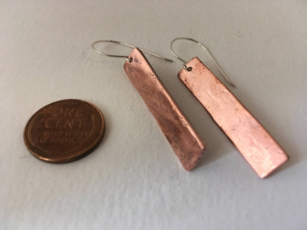 Thin Copper Bar