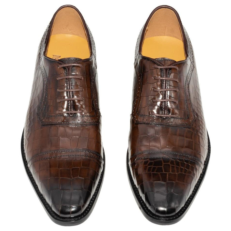 Oxfords Shoes Genuine Leather