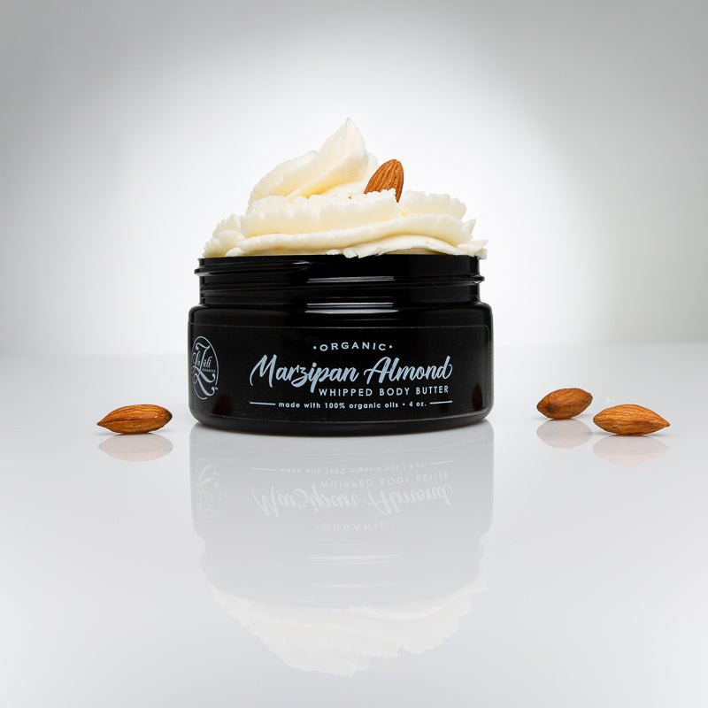 Organic Whipped Body Butter