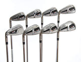 M6 Irons Platinum Like New Condition (8 Pcs Set)