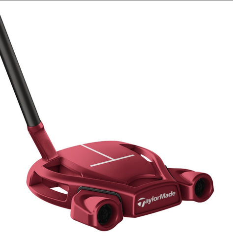 Spider Tour Red T-Sight-line Putter <br> Gold Condition Right Handed (35 Inch)
