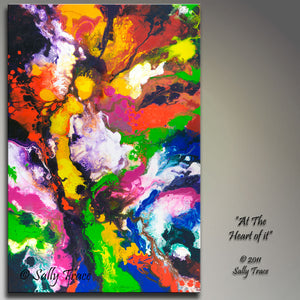 """At the Heart of It"" Giclee Prints"