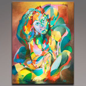 woman-in-thought-abstract-painting-print