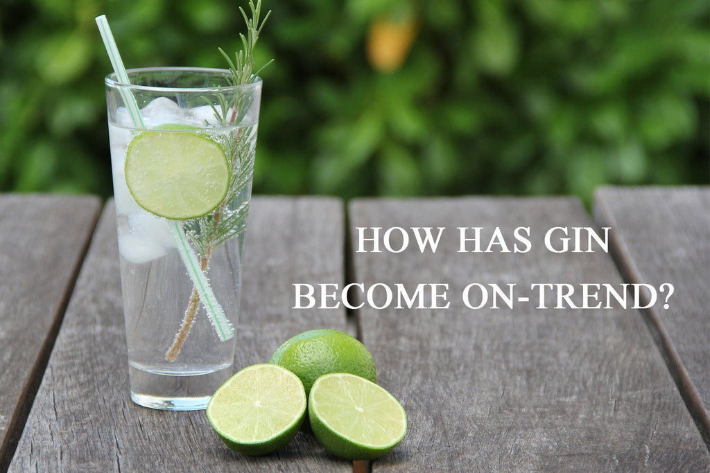 How has gin become so on trend?