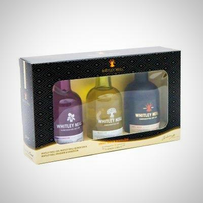 Whitley Neill Gin Miniature Gift Set