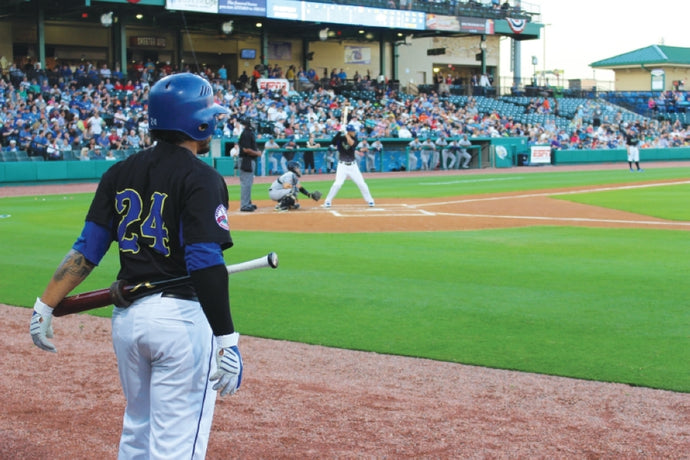 Breaking News: Skeeters Intend to Host Four-Team Pro Baseball League at Constellation Field