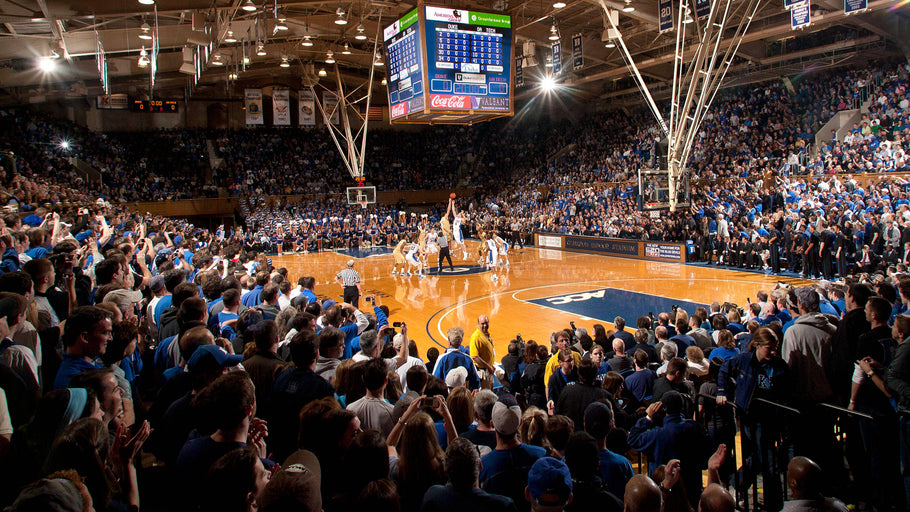 Top 10 Basketball Arenas