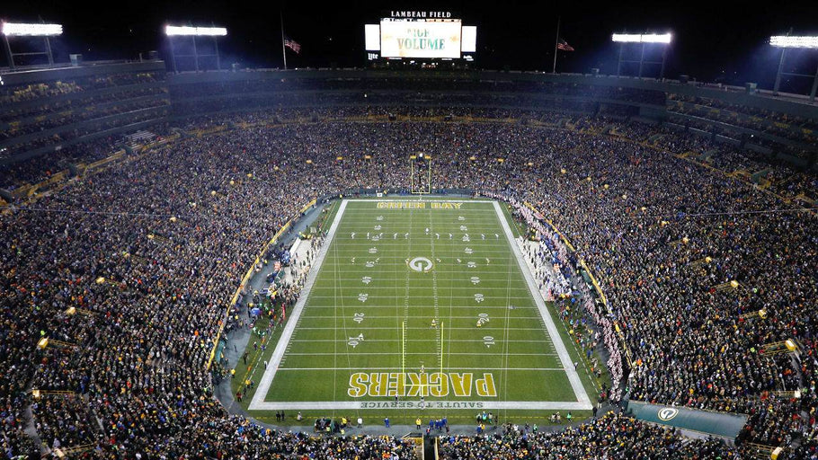 Officials Depot Blog : Top 10 NFL Stadiums